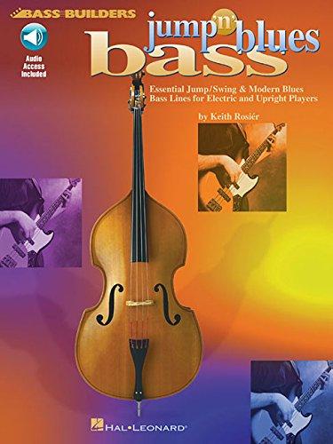9780793591664: Jump n Blues Bass Book/CD