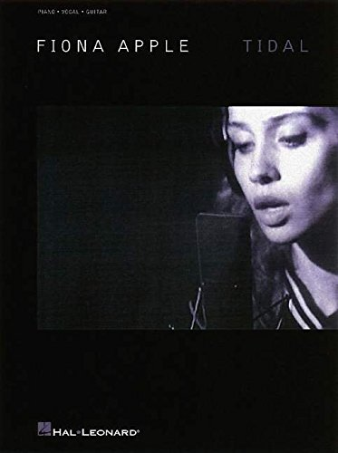 9780793592432: Fiona Apple - Tidal (Piano/Vocal/Guitar Artist Songbook)