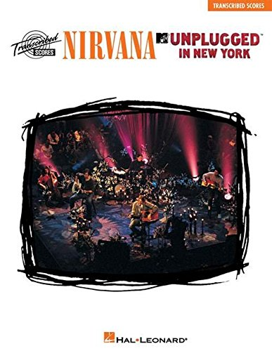 9780793592487: Nirvana - Unplugged in New York: Transcribed Scores