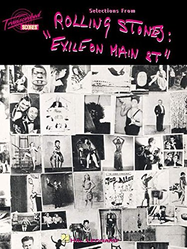 9780793592517: Rolling Stones - Exile on Main Street