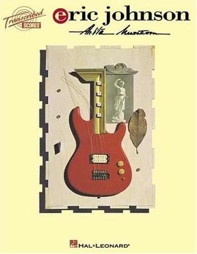 9780793592593: Eric Johnson: Ah Via Musicom (Transcribed Scores)
