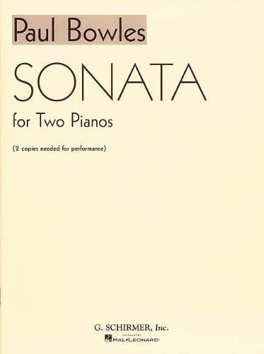 Sonata for 2 Pianos: Two Pianos, Four