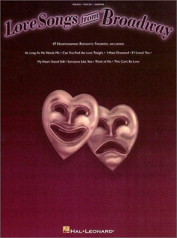 9780793593101: Love Songs from Broadway