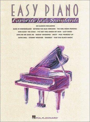Favorite Jazz Standards: Hal Leonard