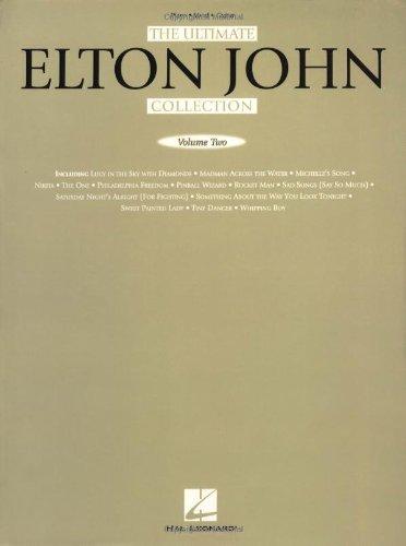 9780793594092: Elton John - Ultimate Collection, Vol. 2: L-Z