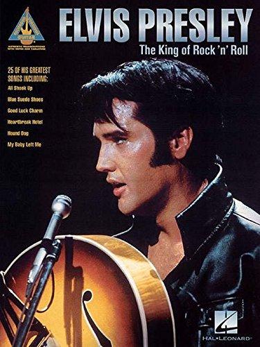 9780793594108: Elvis Presley - The King of Rock'n'roll (Guitar Recorded Versions)