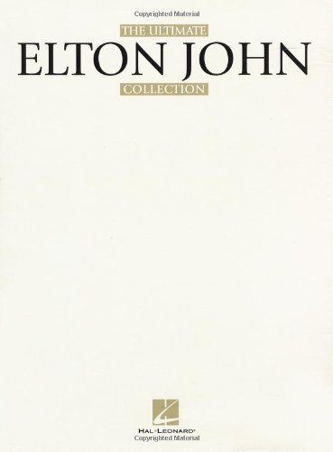 9780793594160: The Ultimate Elton John Collection