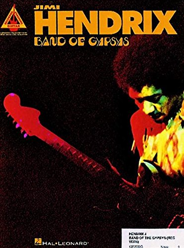 9780793594320: Jimi Hendrix - Band of Gypsys (Guitar Recorded Versions)