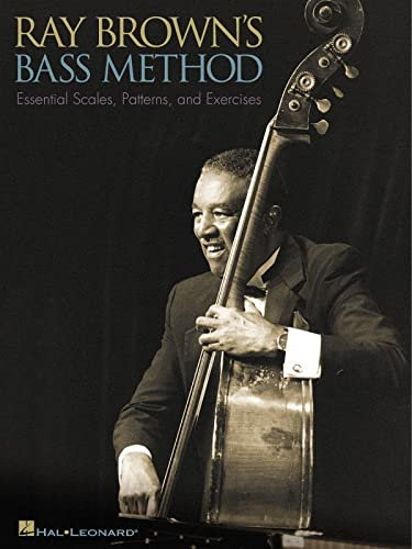 9780793594566: Ray Brown's Bass Method: Essential Scales, Patterns, and Exercises
