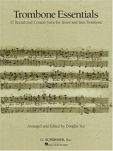 9780793594931: Trombone Essentials (Rubank Solo Collection)