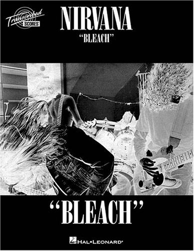 9780793595723: Nirvana - Bleach (Transcribed Scores)