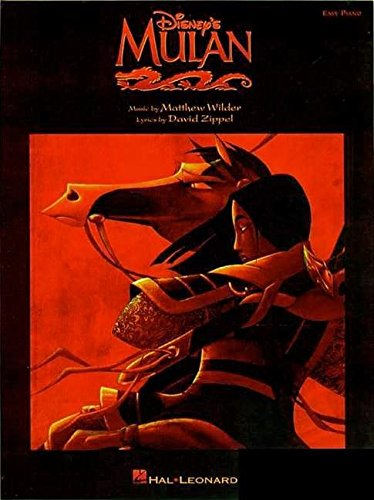 9780793596171: Mulan (Easy Piano Songbook)