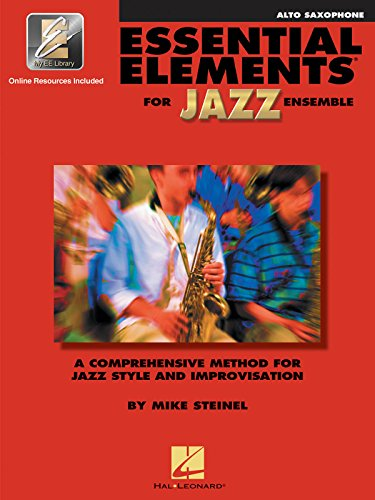 9780793596218: Essential Elements for Jazz Ensemble a Comprehensive Method for Jazz Style and Improvisation
