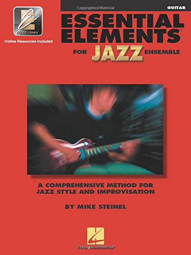 9780793596263: Essential Elements For Jazz Guitar Bk/2CDs