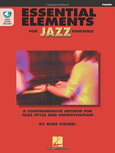 9780793596270: Essential Elements for Jazz Ensemble a Comprehensive Method for Jazz Style and Improvisation