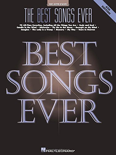 9780793596515: The Best Songs Ever (Big-Note Piano)