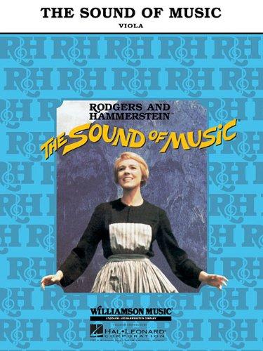 9780793596652: The Sound of Music: Viola