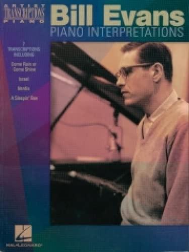 9780793597123: BILL EVANS PIANO INTERPRETATIONS (Artist Transcriptions)