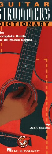 Guitar Strummer's Dictionary (Pocket Guide): Tapella, John