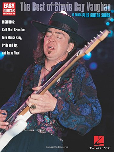 9780793597253: The Best of Stevie Ray Vaughan (Easy Guitar with Notes & Tab)