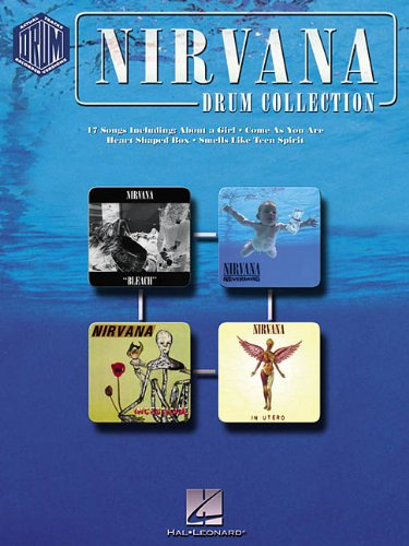 9780793597277: Nirvana Drum Collection