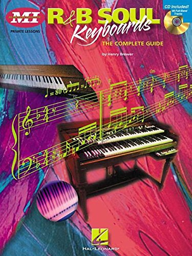 9780793597444: R&b Soul Keyboards: The Complete Guide: 1