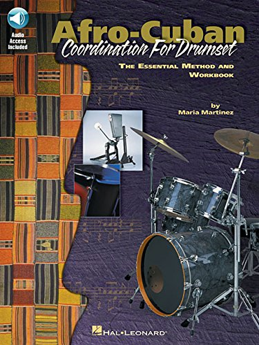 9780793597499: Afro-Cuban Coordination For Drumset: The Essential Method and Workbook