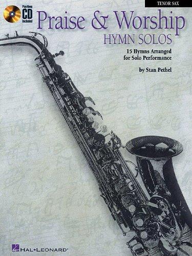 9780793597581: Praise and Worship Hymn Solos: Clarinet/Tenor Sax Play-Along Pack: 1 (Praise & Worship Hymn Solos)