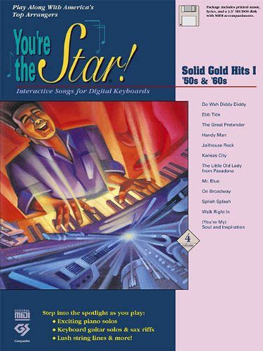 9780793597642: Solid Gold Hits I: 50s & 60s
