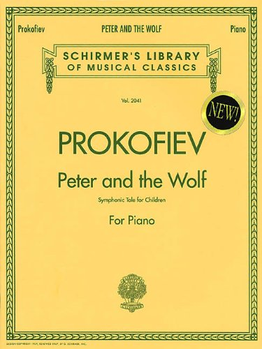 9780793597703: Peter and the Wolf