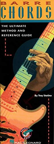 9780793597871: Barre Chords: The Ultimate Method And Reference Guide