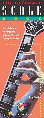 Ultimate Scale Book Pocket Guide Guitar Tab Book (Paperback)