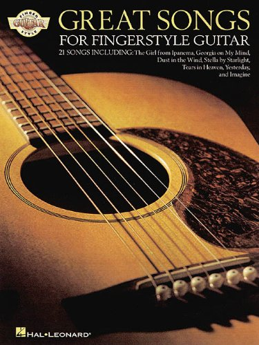 9780793597956: GREAT SONGS FOR FINGERSTYLE GUITAR