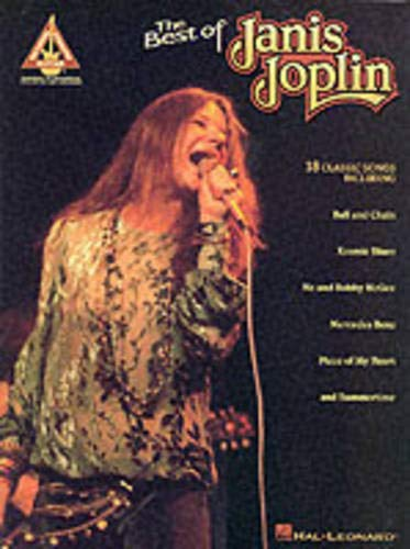 9780793598076: JANIS JOPLIN BEST OF 18 CLASSIC SONGS (Guitar Recorded Versions)