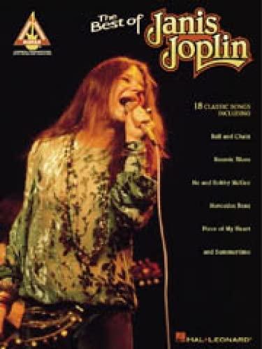 9780793598076: JANIS JOPLIN BEST OF 18 CLASSIC SONGS (Guitar Recorded Versions)