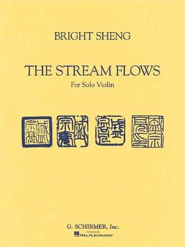 9780793598298: The Stream Flows: Violin Solo