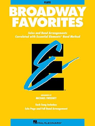 9780793598410: Essential Elements Broadway Favorites: Flute (Essential Elements Band Method)