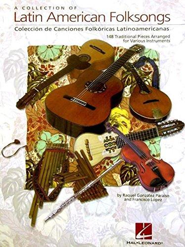 A Collection of Latin American Folksongs (Guitar: Gonzalez Paraiso, Raquel,