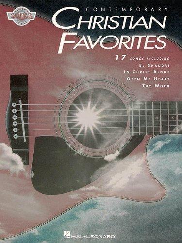 Contemporary Christian Favorites: Hal Leonard Corp.