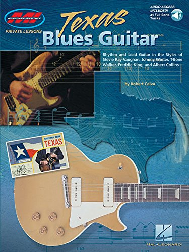 9780793599646: Texas Blues Guitar
