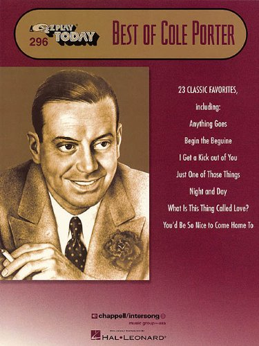 9780793599851: 296. Best of Cole Porter