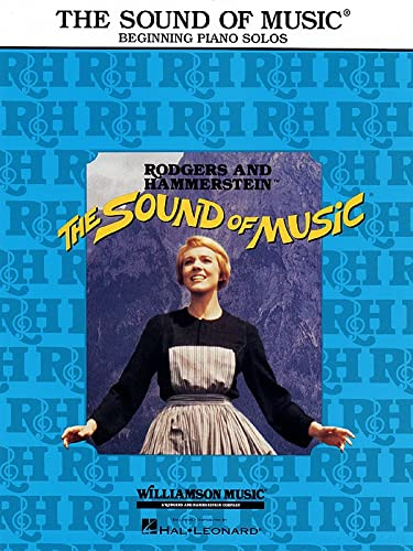 9780793599875: The Sound of Music (Songbook) Beginning Piano Solos
