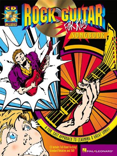 Rock Guitar for Kids Songbook (Guitar Educational) (9780793599981) by Hal Leonard Corp.