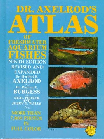 9780793800339: Atlas of Freshwater Aquarium Fishes