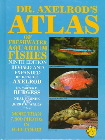 9780793800339: Dr. Axelrod's Atlas of Freshwater Aquarium Fishes