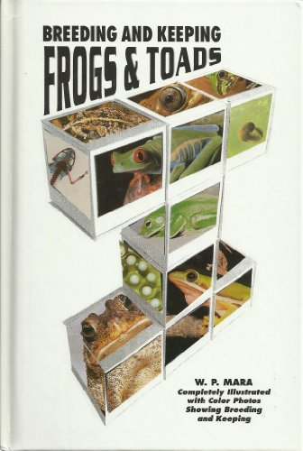 9780793801305: Breeding and Keeping Frogs
