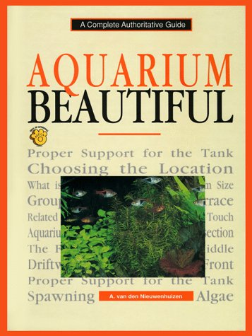 9780793802029: Aquarium Beautiful