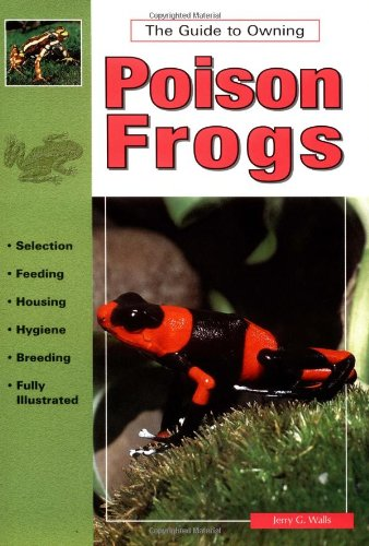 9780793802524: Keeping Poison Frogs