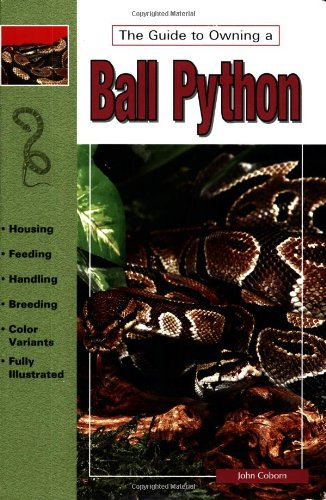 9780793802609: Ball Pythons (Guide to Owning A...)