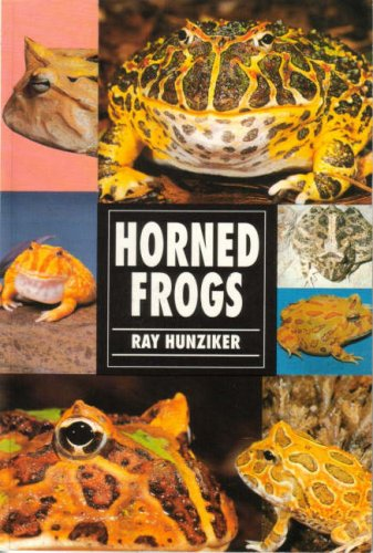 9780793802715: Horned Frogs